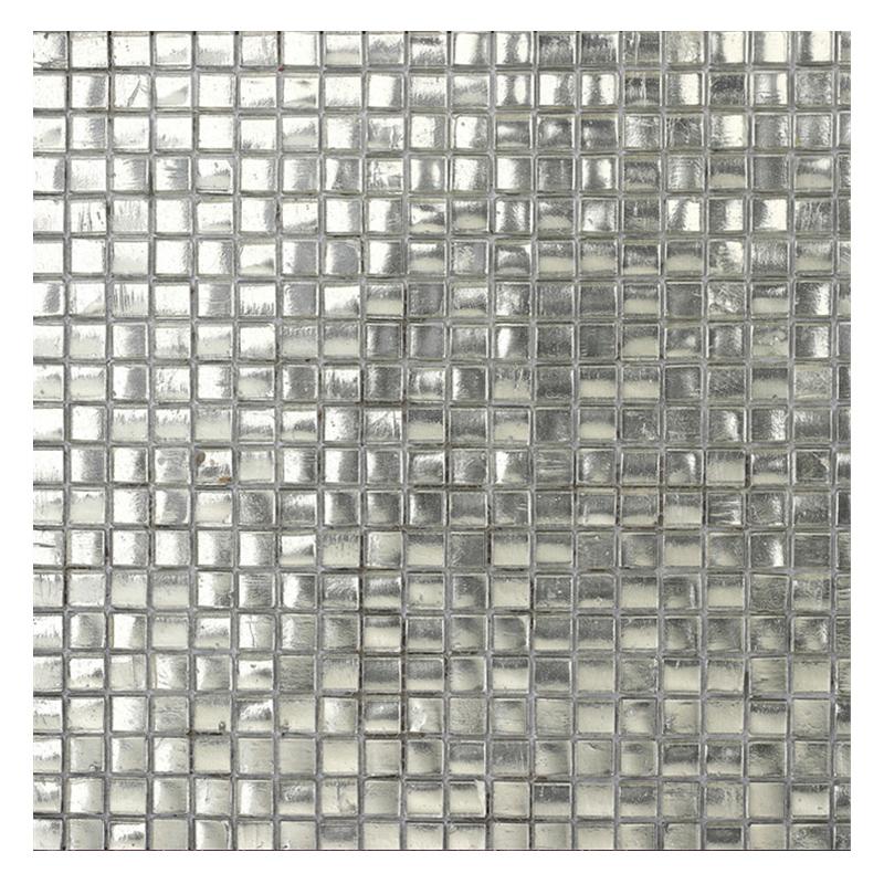 Zfhp07 15 White Silver Glass Mosaic Tiles 300x300mm Kitchen Wall Decor Zfmosaic Factory