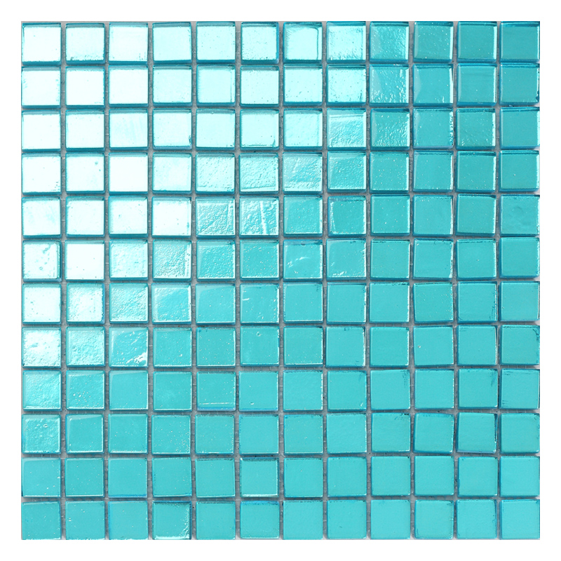ZFHW26V-23 flat blue mosaic swimming pool tiles hot sale ...