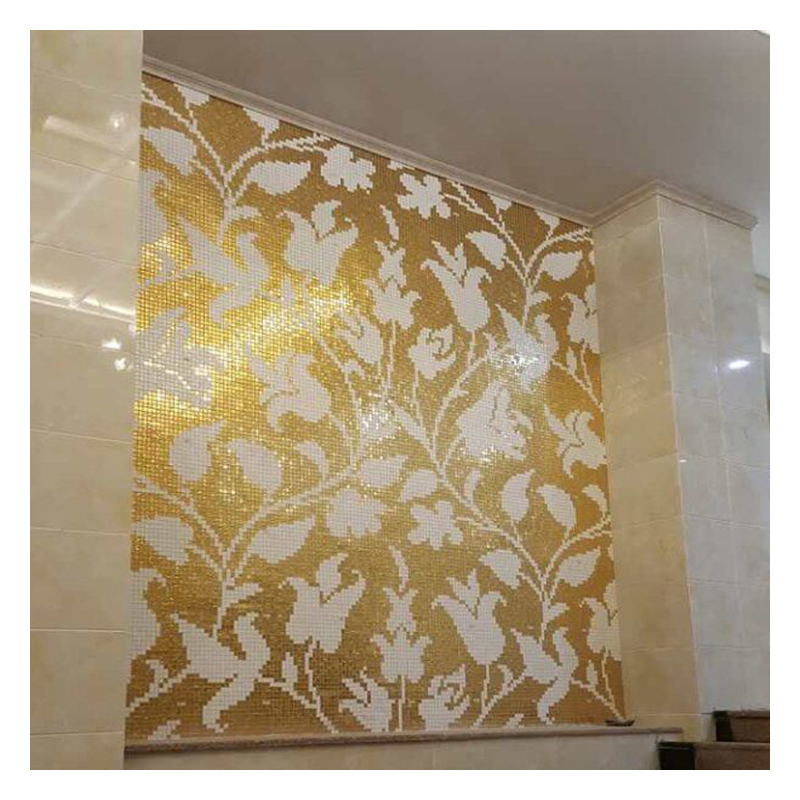 Zfp Y21 Mosaic Wall Decor Panels With