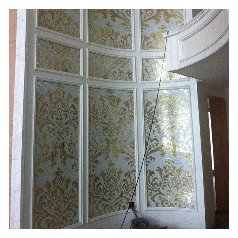 ZFP-J23 mosaic tiles easy design pattern for living room ...